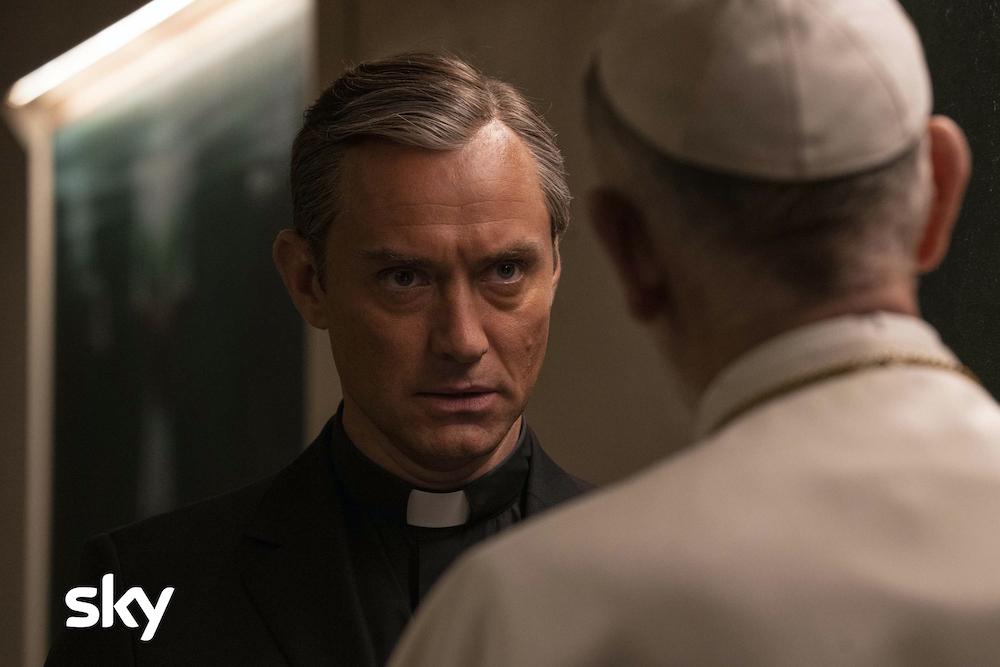 Nowy papież Jude Law
