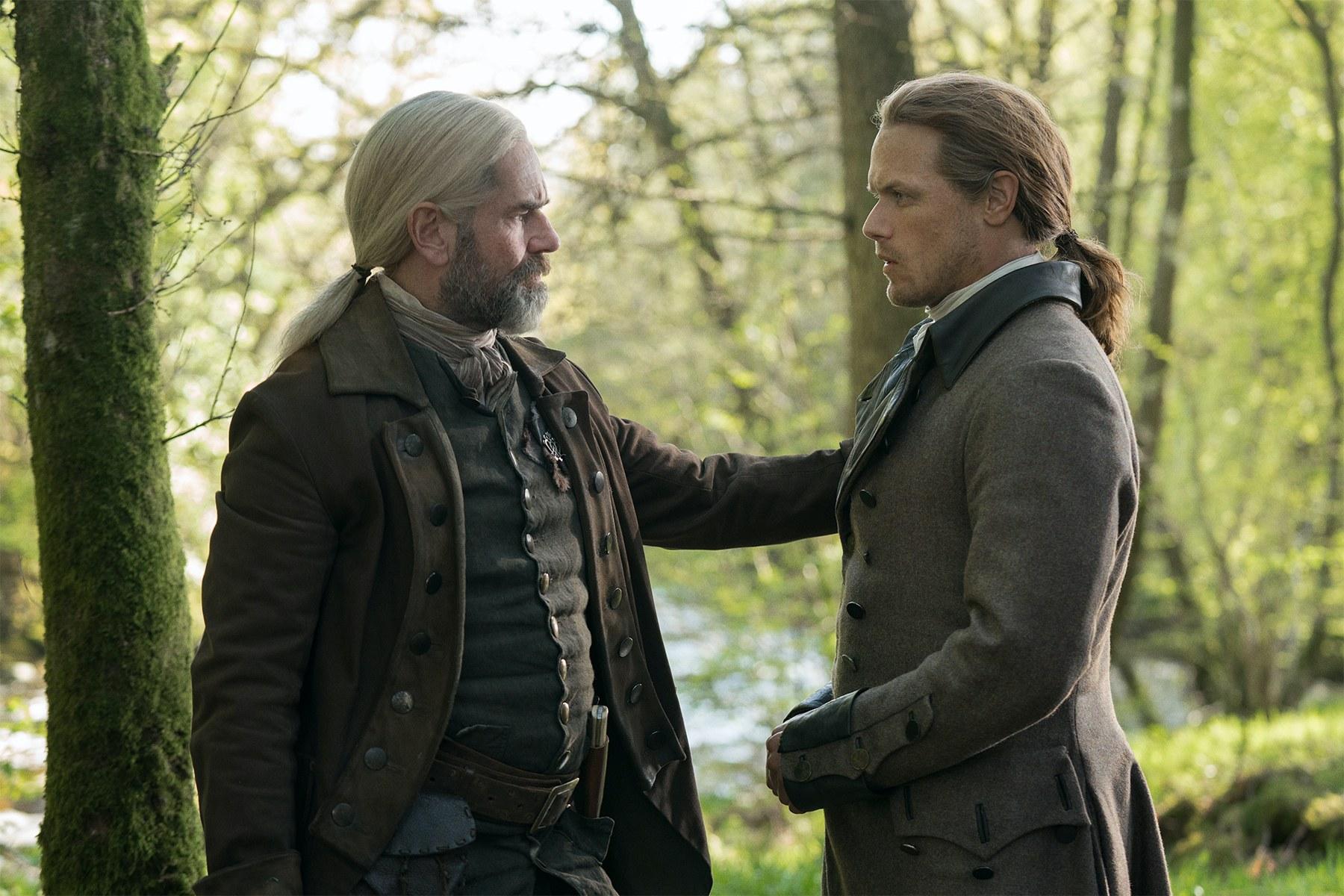 Outlander sezon 5 odcinek 1 recenzja