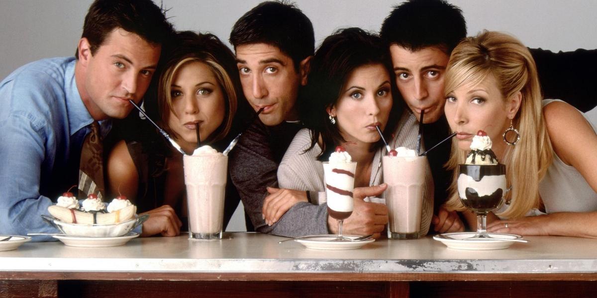 przyjaciele sitcomy