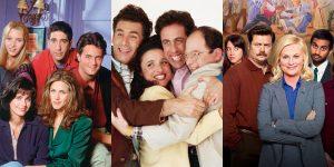 seinfeld przyjaciele sitcomy