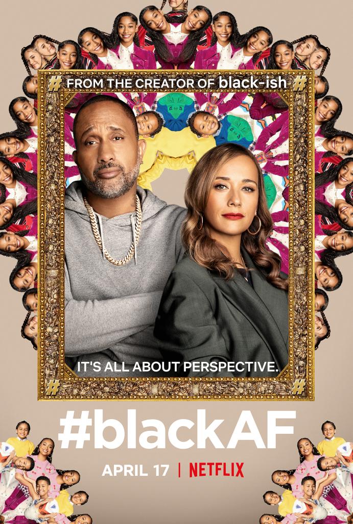 #blackAF serial