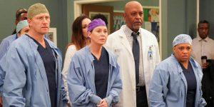 Chirurdzy sezon 16 krótszy