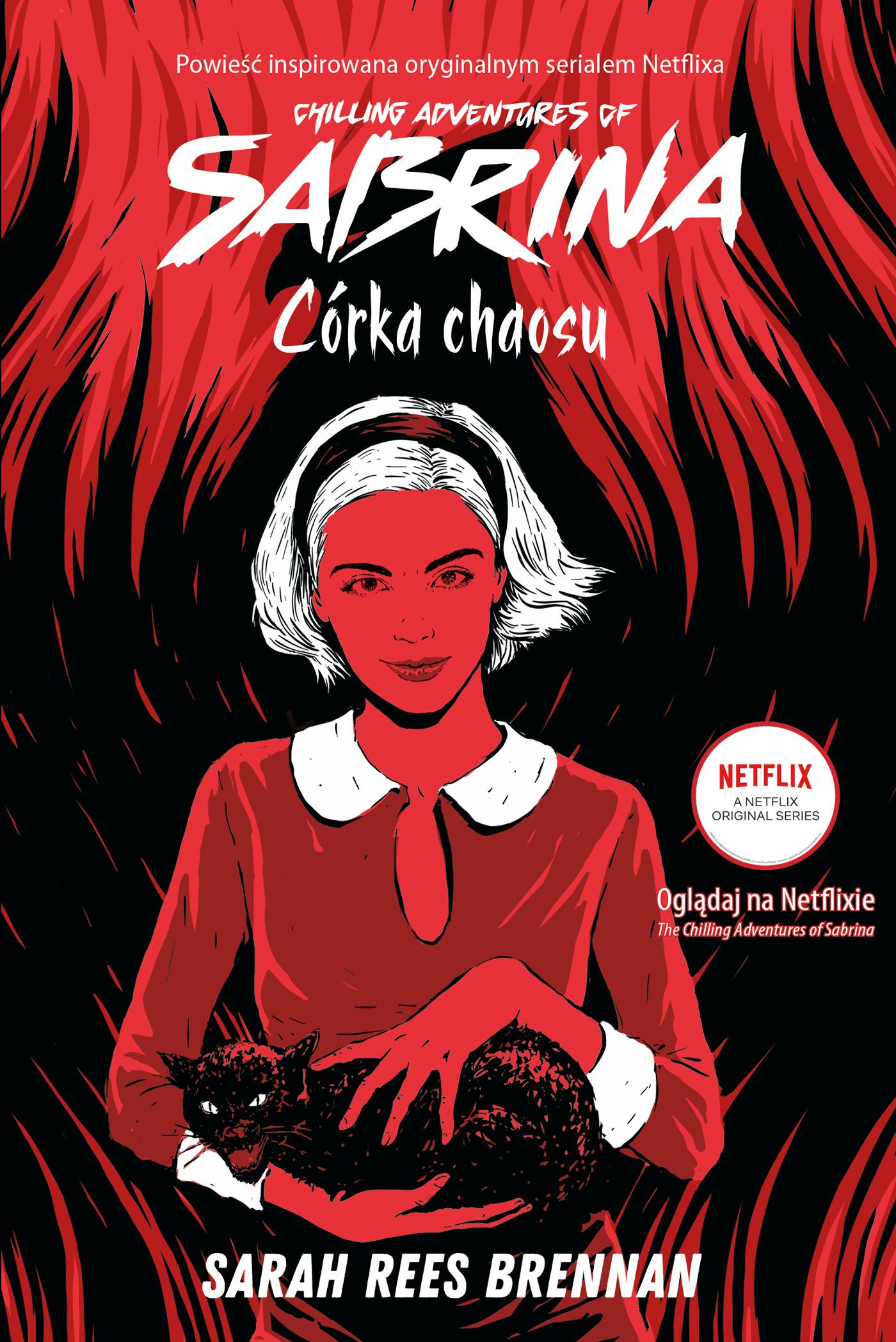 Chilling Adventures of Sabrina. Córka chaosu