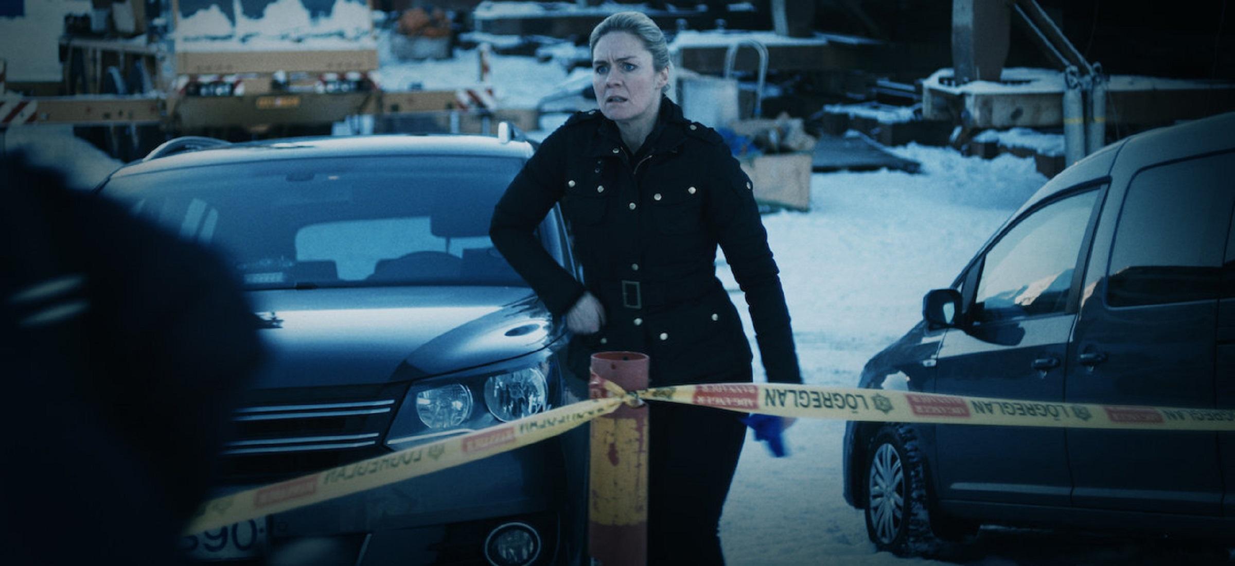 The Valhalla Murders serial opinie