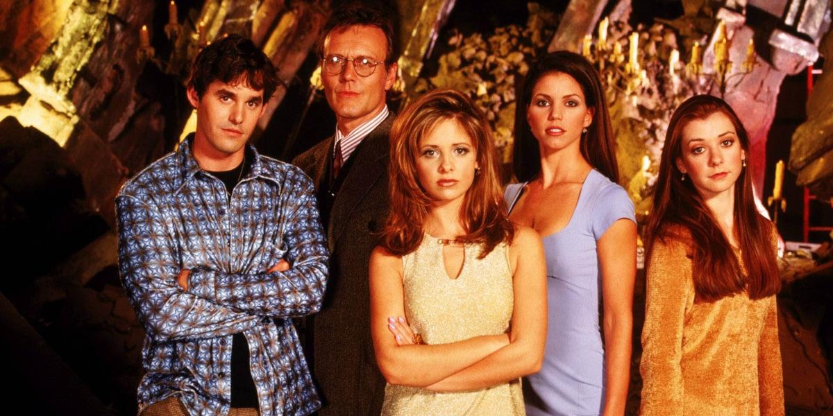 Buffy: Postrach wampirów gdzie obejrzeć