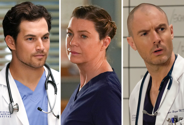 Chirurdzy sezon 17