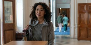 the chair serial netflix sandra oh