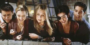 Przyjaciele powrót Lisa Kudrow
