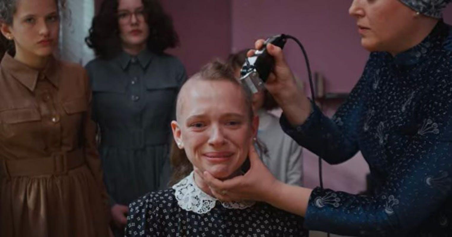 Unorthodox golenie głowy
