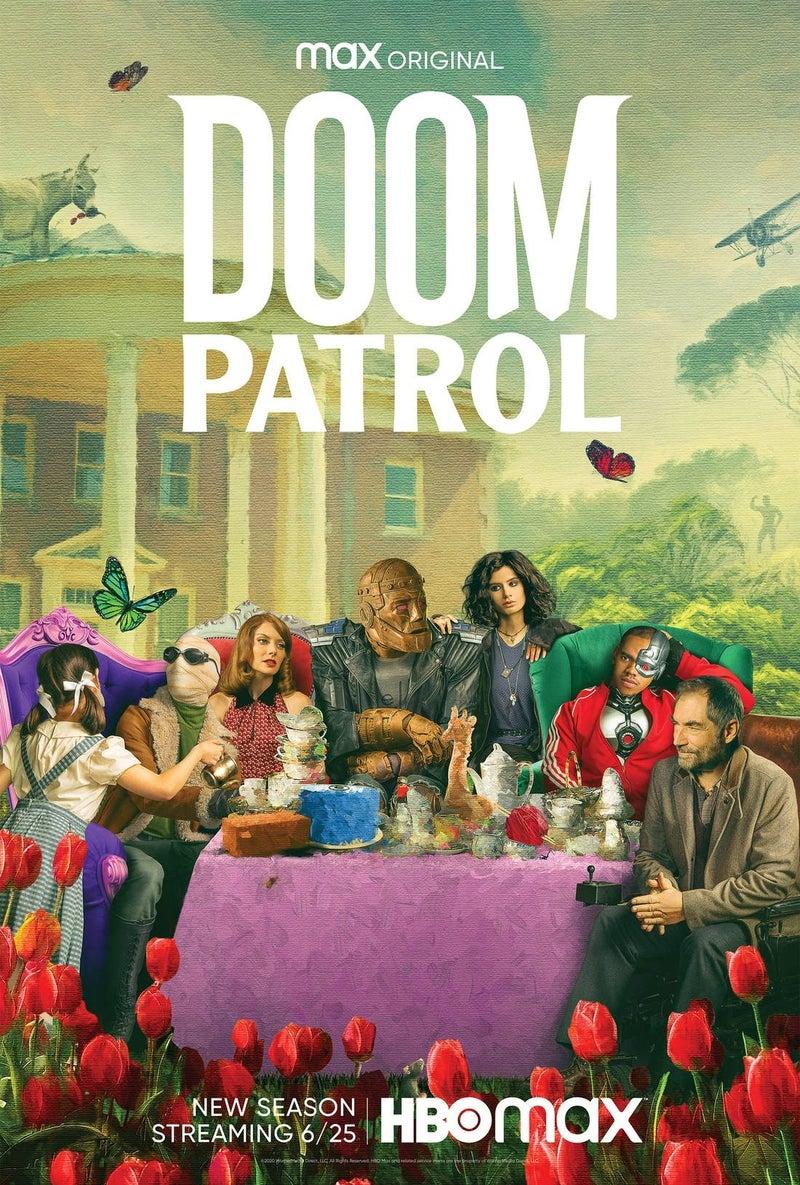 Doom Patrol sezon 2