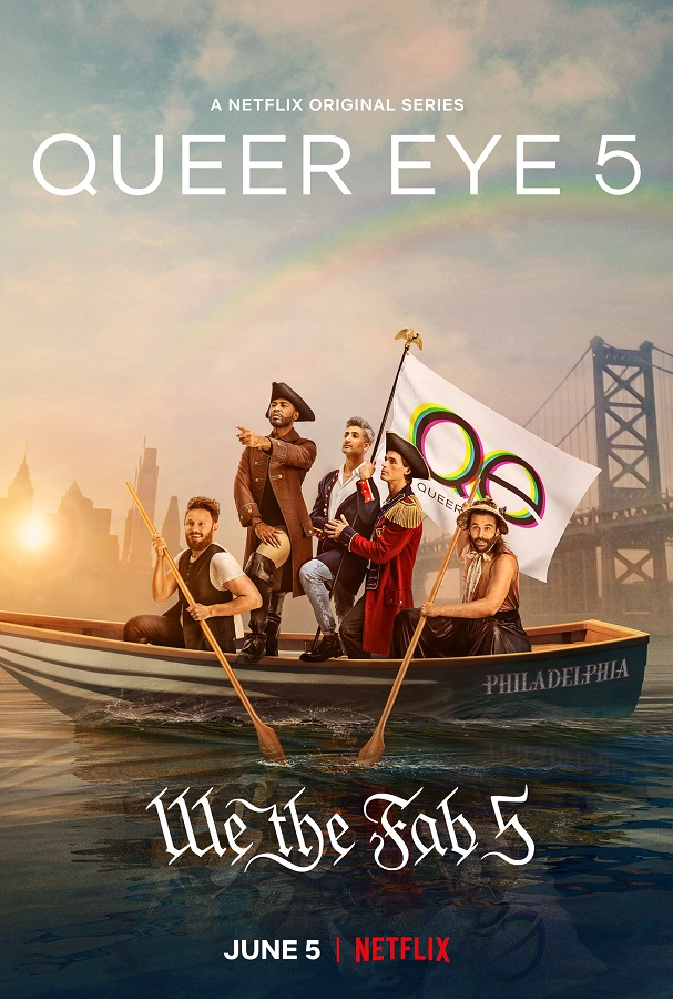 Queer Eye sezon 5