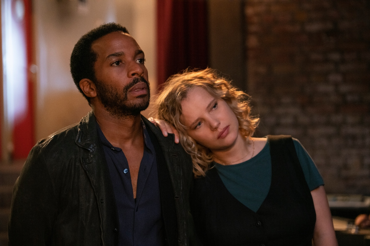 The Eddy serial netflix Joanna Kulig