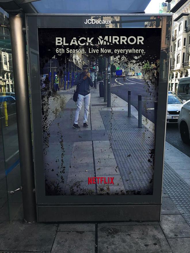 Black Mirror akcja
