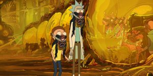 Rick i Morty sezon 4b netflix