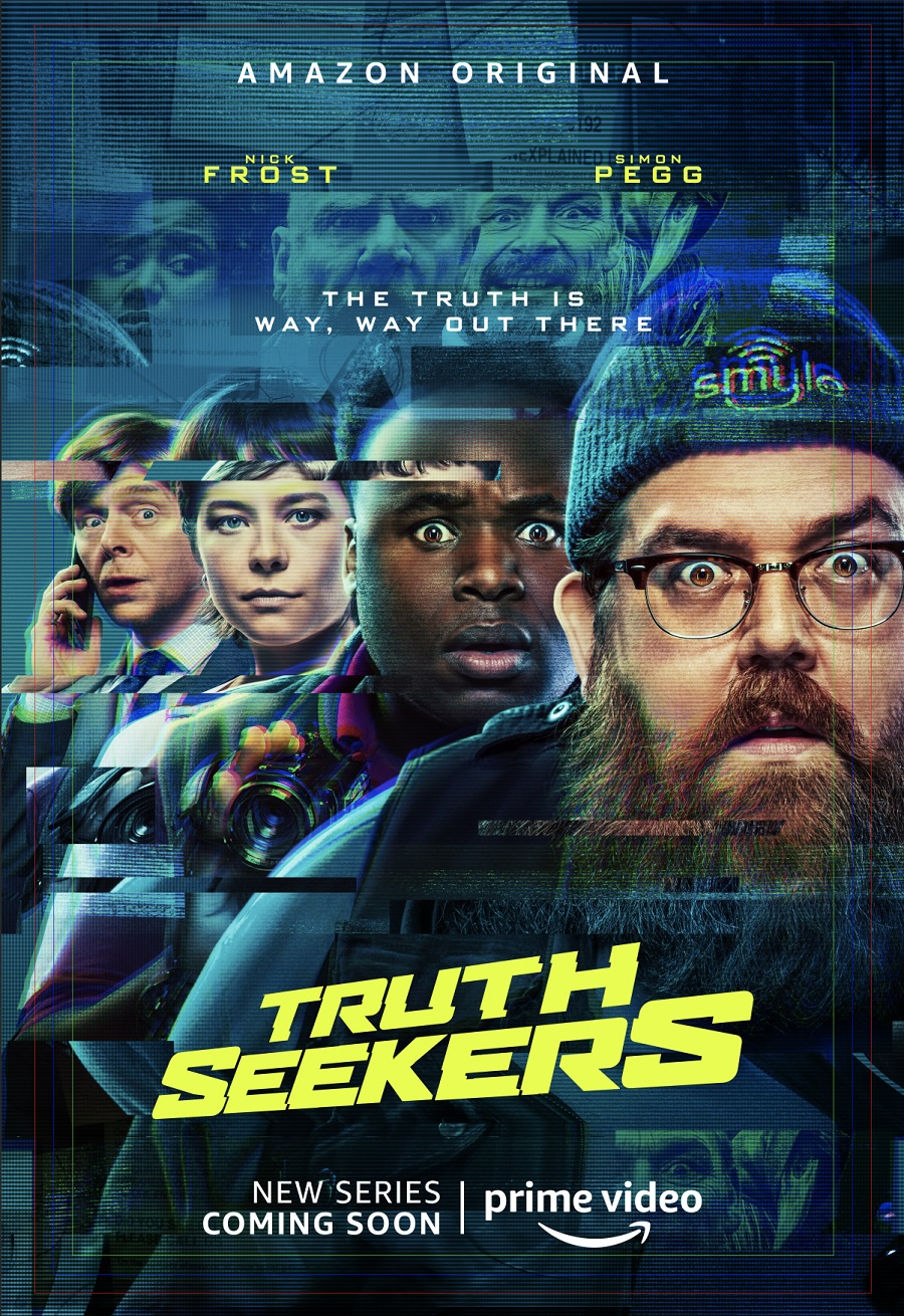 Truth Seekers serial