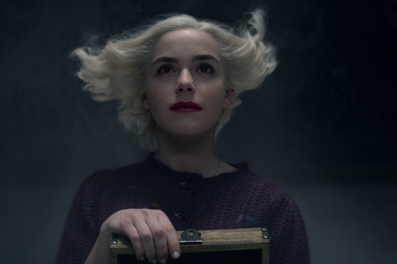 Chilling Adventures of Sabrina sezon 4