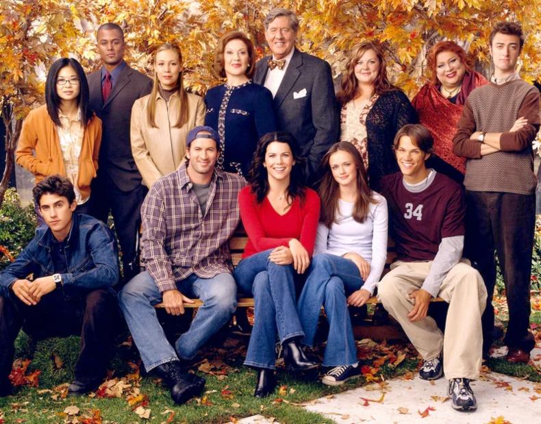 Gilmore Girls czy warto obejrzeć