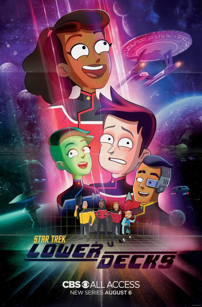 Star Trek: Lower Decks serial