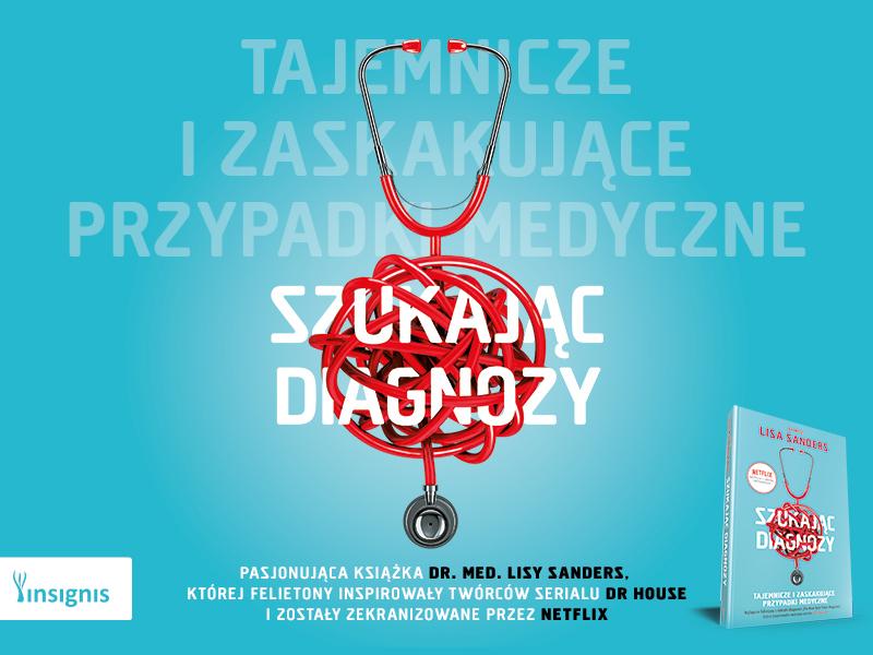 Szukając diagnozy książka