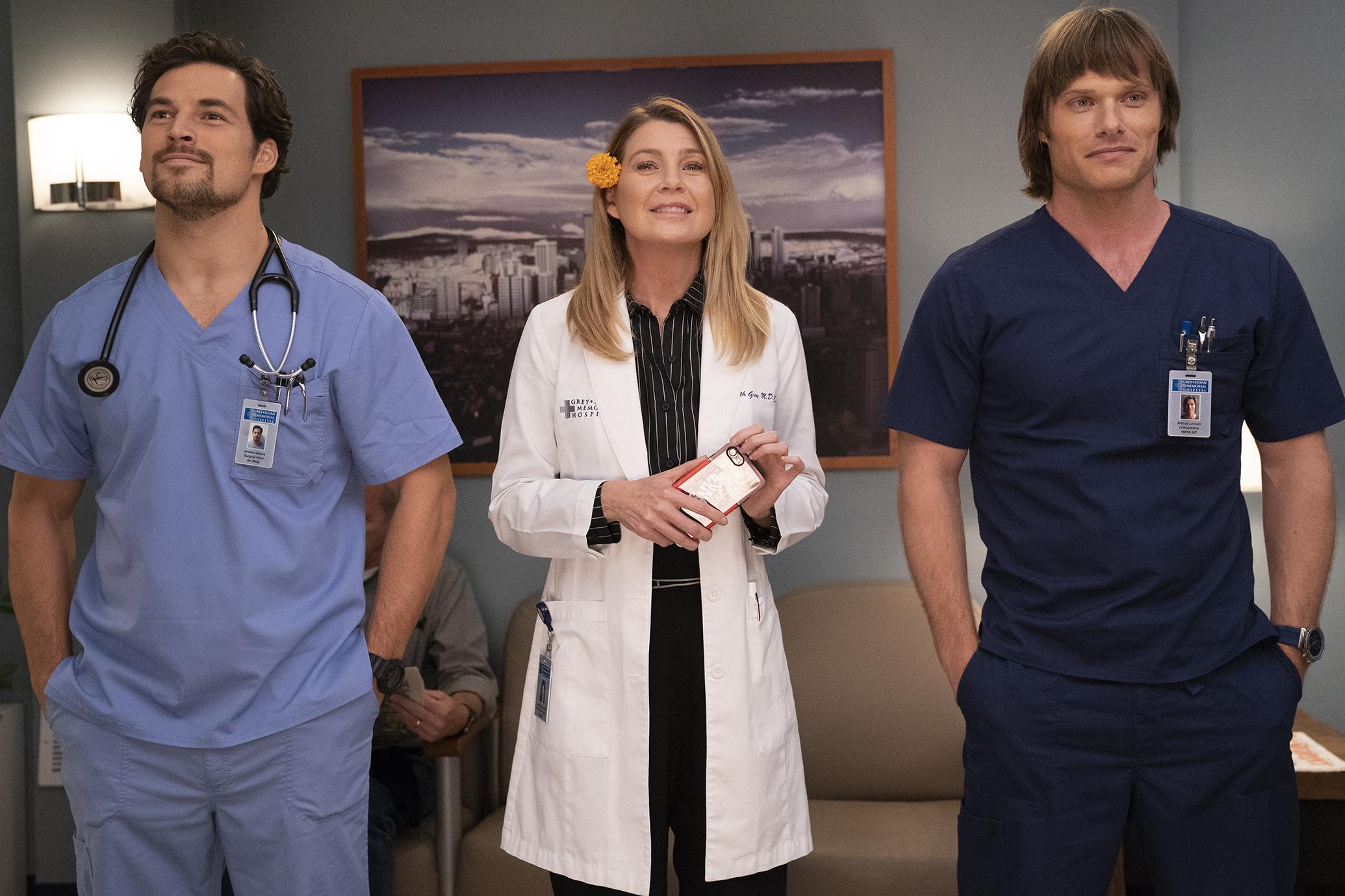chirurdzy sezon 17 pandemia
