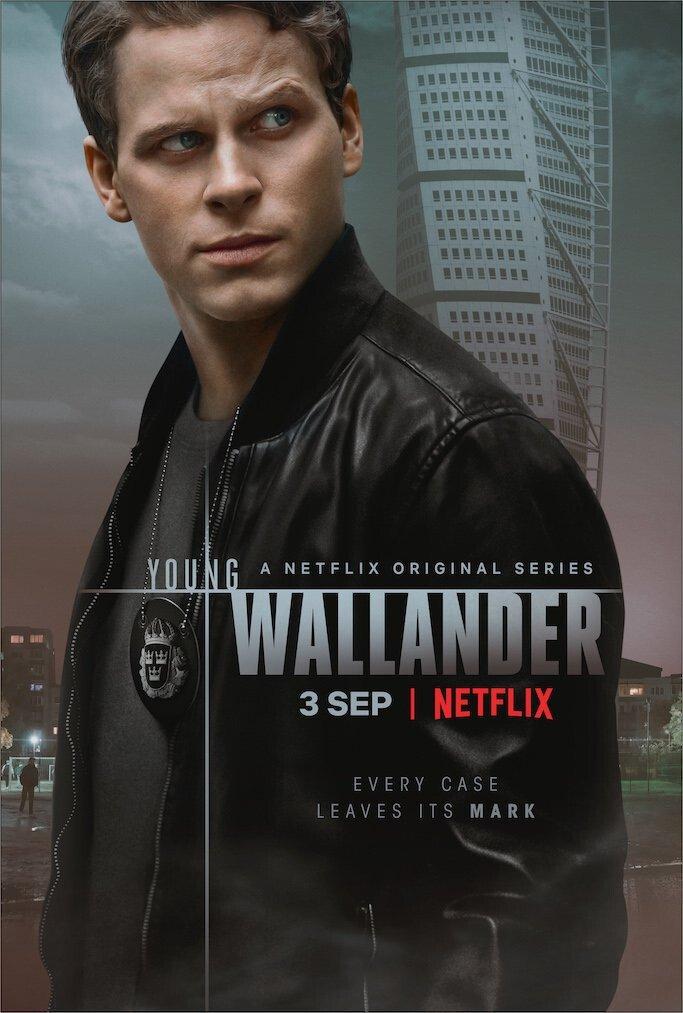 Młody Wallander serial