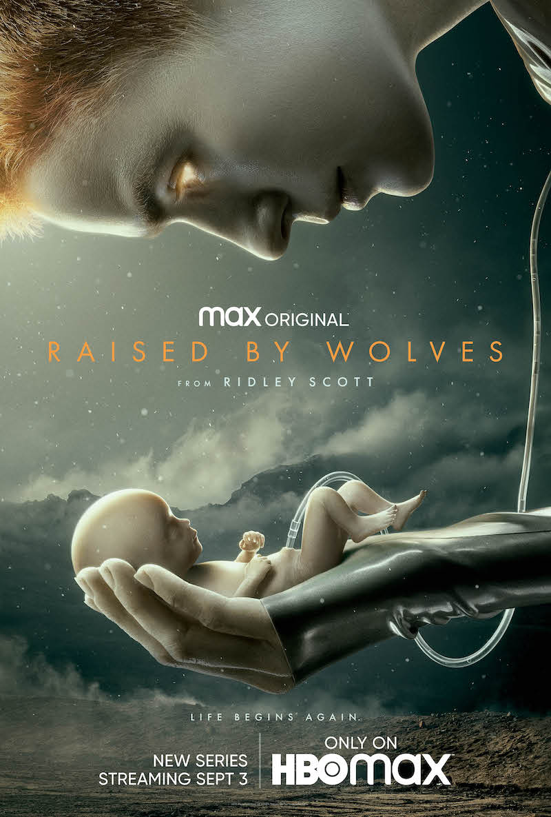 Raised by Wolves serial hbo