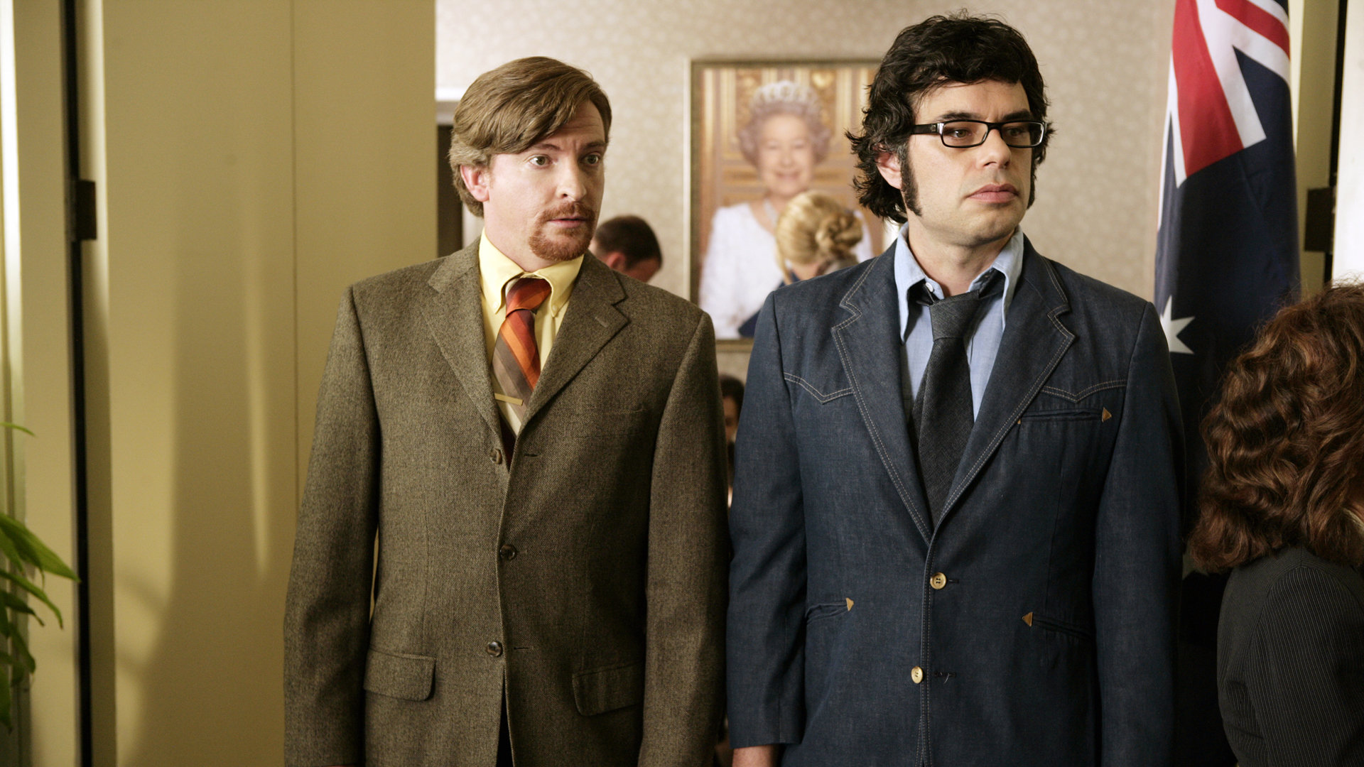 Flight of the Conchords serial