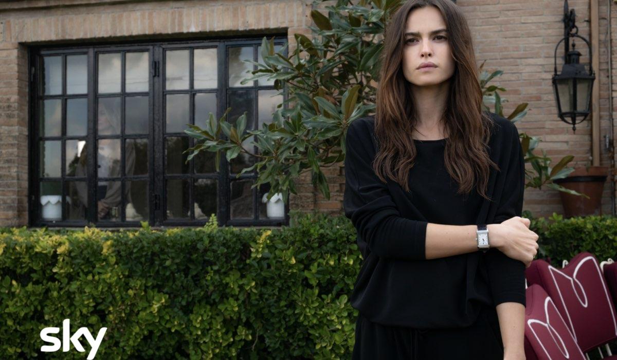 Diabelska gra serial recenzja Kasia Smutniak