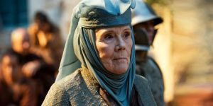 gra o tron Diana Rigg