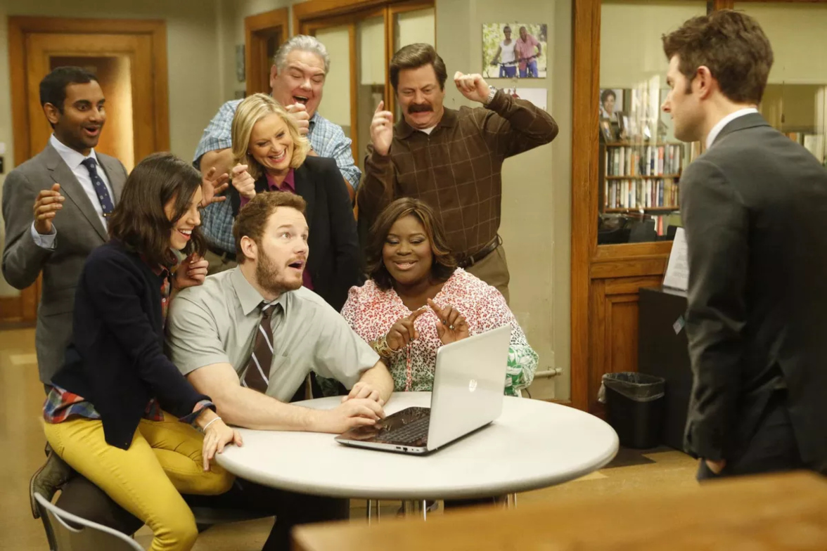 parks and recreation recenzja
