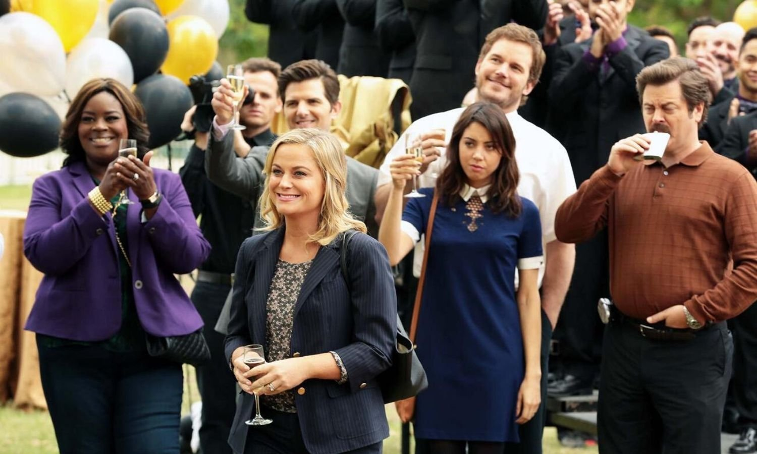 parks and recreation kultowe seriale