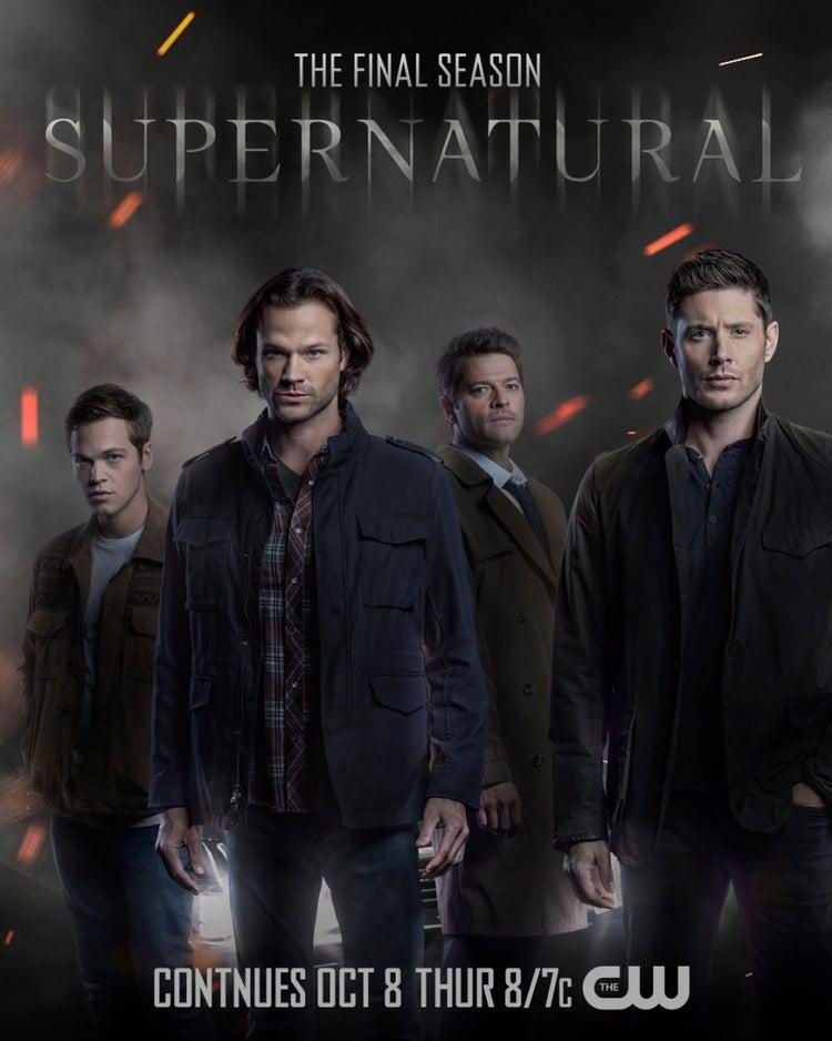 Supernatural sezon 15