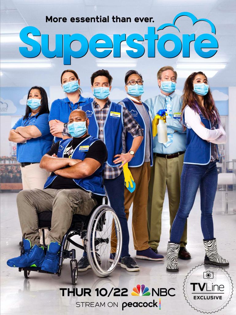 Superstore sezon 6
