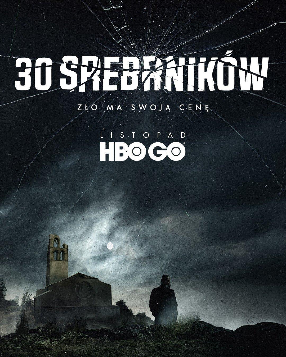 30 srebrników serial hbo