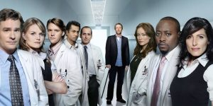 dr house serial