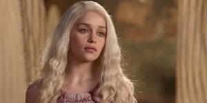 gra o tron emilia clarke walczyła o daenerys