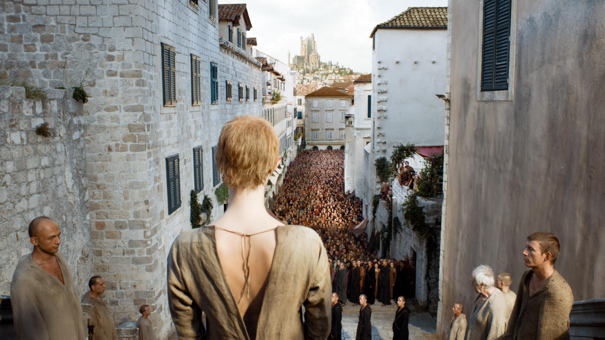 gra o tron cersei naga marsz pokutny
