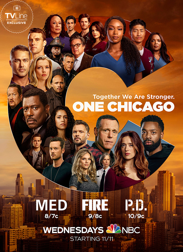 one chicago seriale