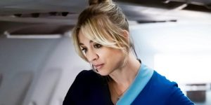 The Flight Attendant serial Kaley Cuoco