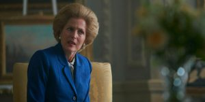 the crown gillian anderson