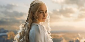 Gra o tron Emilia Clarke