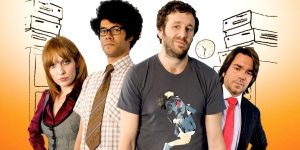 The IT Crowd serial brytyjski