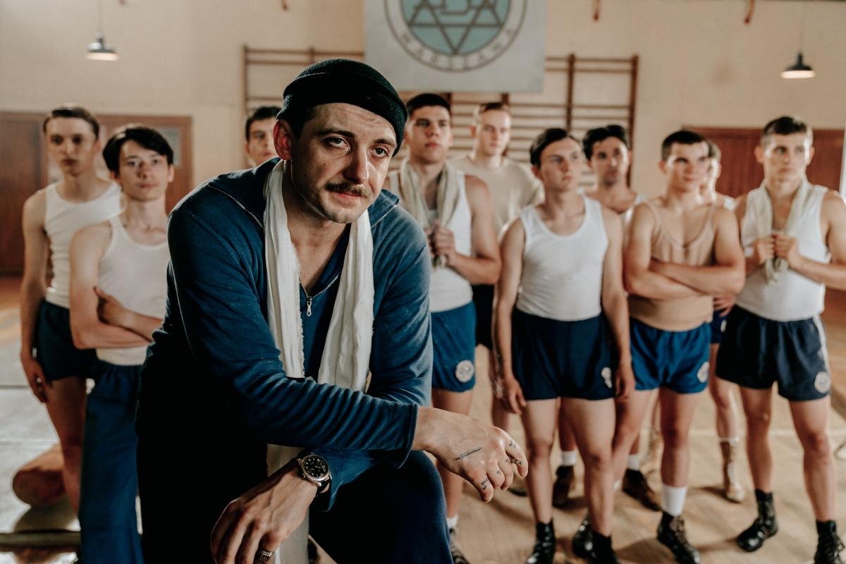Król serial Michał Żurawski
