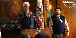 Mr. Mayor Ted Danson