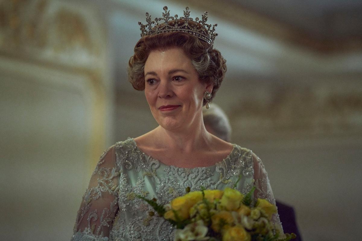 The Crown sezon 5 Olivia Colman
