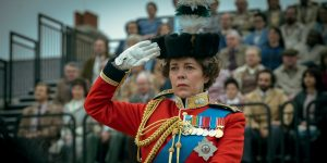 The Crown nagrody bafta
