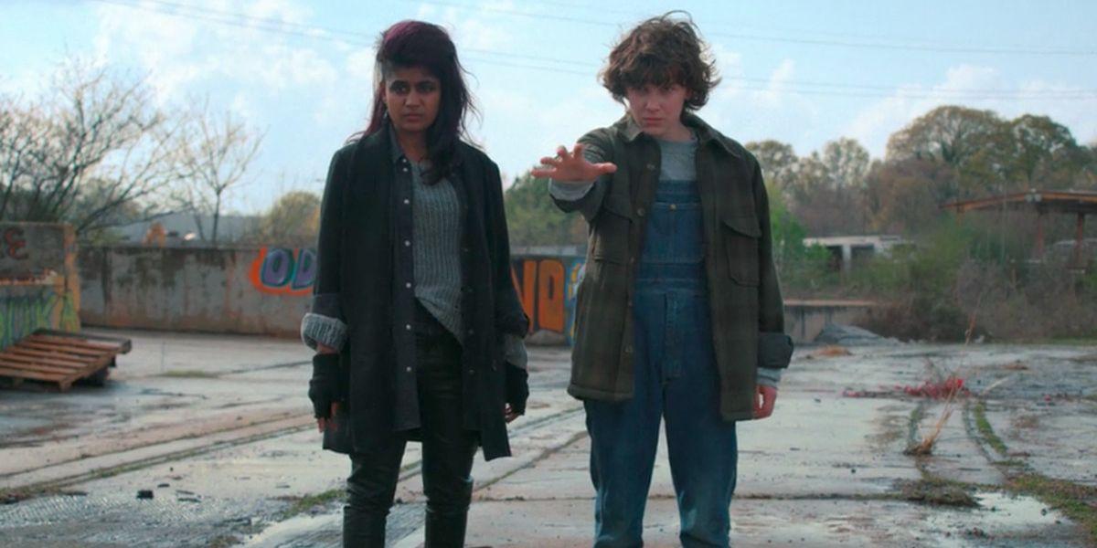 stranger things sezon 4 teasery rodzeństwo jedenastki