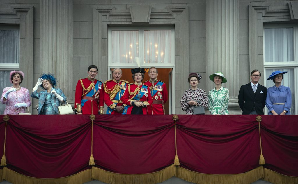The Crown twórca