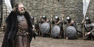 Gra o tron prequel król Robert