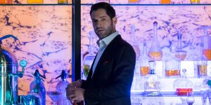 Lucyfer Tom Ellis